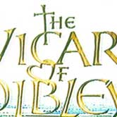 Logo design for The Vicar of Dibley Television Series. Click to view.