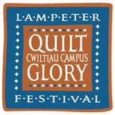 Logo design for Lampeter Festival.
